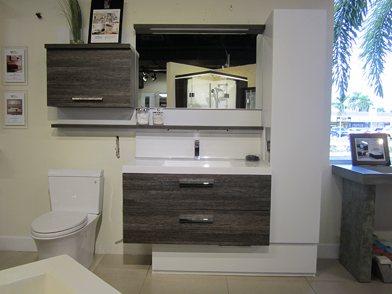 Bathroom Cabinets Edmonton bathroom vanities edmonton | edmonton water works renovations