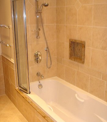 Bathroom shower installations edmonton edmonton water - Which uses more water bath or shower ...