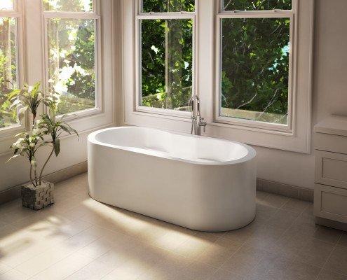 Bathroom tubs edmonton edmonton water works renovations for Bathroom decor edmonton