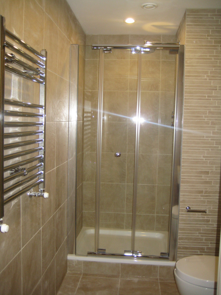 Bathroom Shower Installations Edmonton
