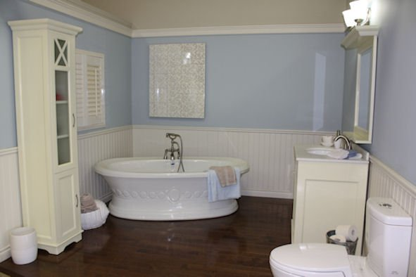 ... Antique Looking Bathroom ... & Bathroom Renovations Edmonton Alberta | Water Works Bathroom Renovations