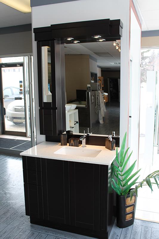 Phenomenal Bathroom Renovations Store In Edmonton Bathroom Showroom Download Free Architecture Designs Xoliawazosbritishbridgeorg