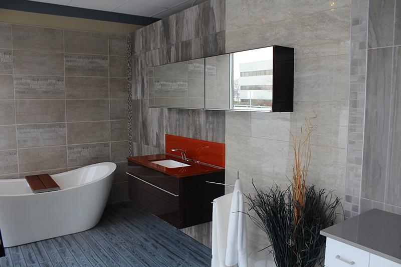 Bathroom Renovations Store In Edmonton Bathroom Showroom